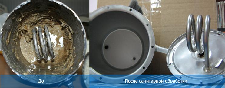 Санобработка кулера для воды своими руками 30